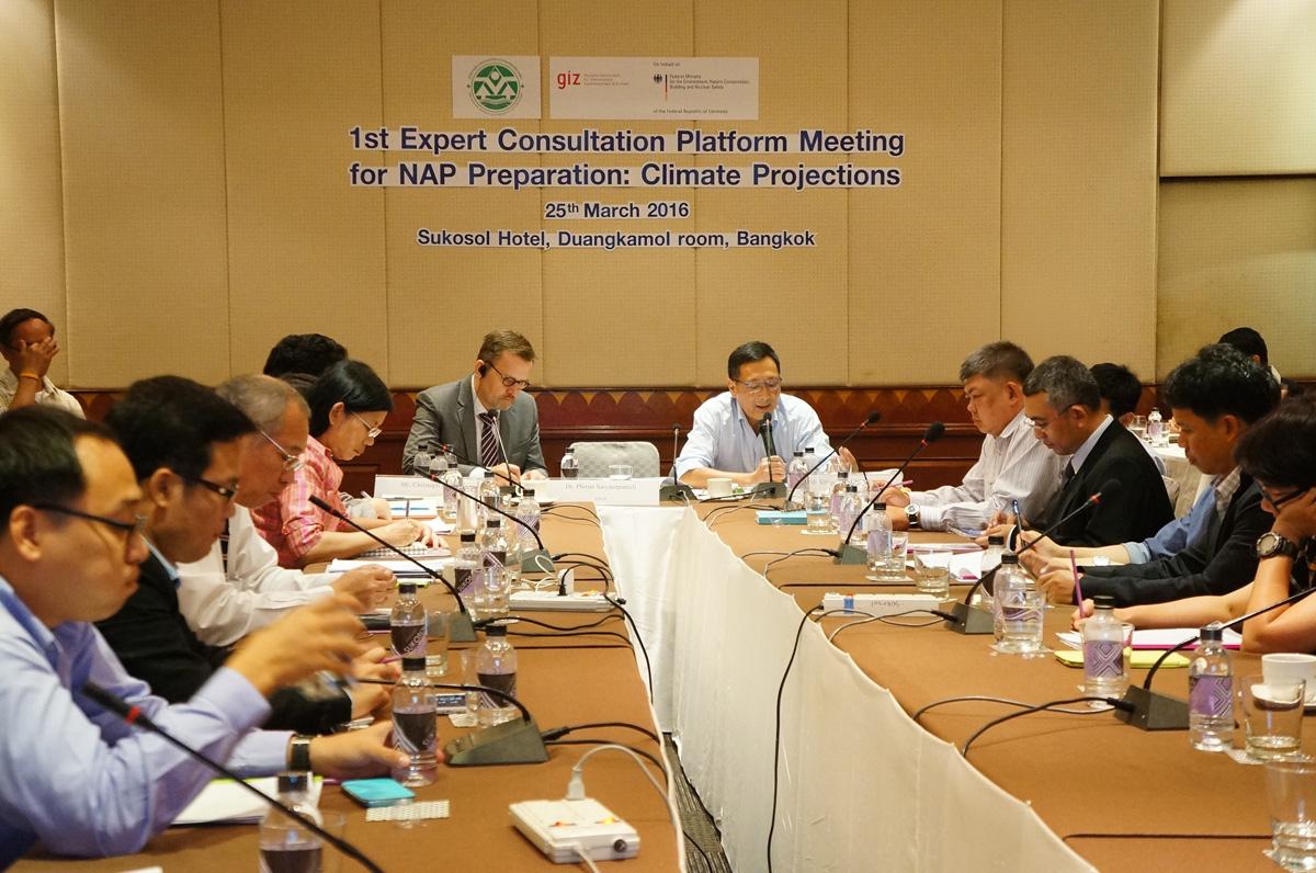 Risk-based National Adaptation Planning (Risk Nap)